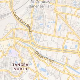 Pokemon Go Map - Find Pokemon Near Calcutta - Live Radar on