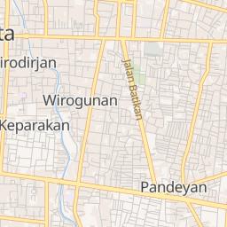 Pokemon Go Map - Find Pokemon Near Yogyakarta - Live Radar