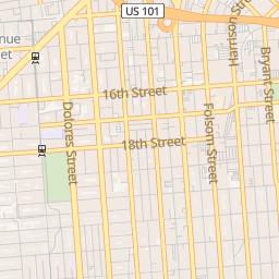 Pokemon Go Map - Find Pokemon Near San Francisco - Live Radar