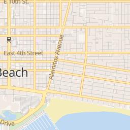Pokemon Go Map - Find Pokemon Near Long Beach - Live Radar