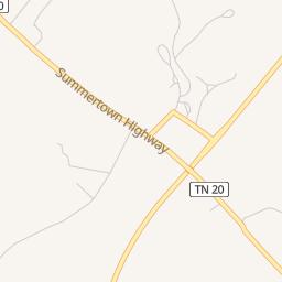 Natchez Trace Parkway Meriwether Lewis Campground Hohenwald Tn