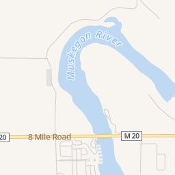 Stanwood Michigan Map.River Ridge Resort Stanwood Mi Campground Reviews