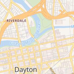 Pokemon Go Map - Find Pokemon Near Dayton - Live Radar