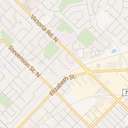 Pokemon Go Map - Find Pokemon Near Guelph - Live Radar