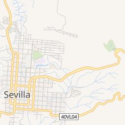 Pokemon Go Map - Finde Pokemon in Sevilla - Live-Radar