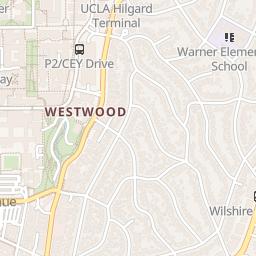 Los Angeles Map Location.Los Angeles Ca Hotel Location Map Royal Palace Westwood Los