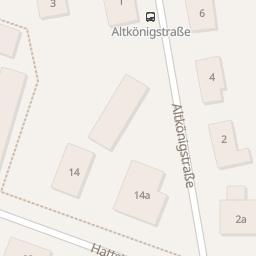 Hotels Altkonigstrasse Usingen Stadtplan