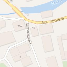 Prien Am Chiemsee Karte.Hotels Alte Rathausstraße Prien Am Chiemsee Stadtplan